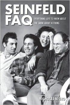 Seinfeld FAQ by Nicholas Nigro, Mr. Media Interviews