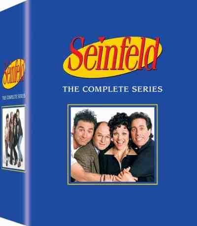 Seinfeld: The Complete Series, Mr. Media Interviews