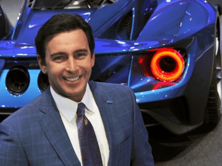 Mark Fields, President, Ford Motor Company, Mr. Media Interviews