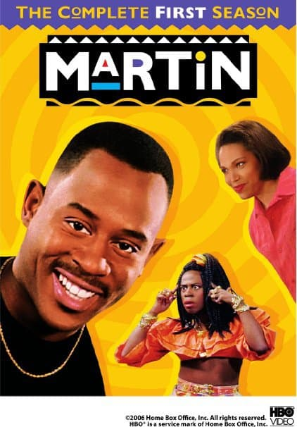 Martin: The Complete First Season starring Martin Lawrence and Tommy Ford, Mr. Media Interviews