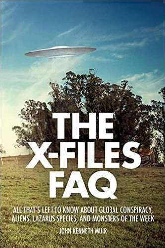 The X-Files FAQ by John Kenneth Muir, Mr. Media Interviews