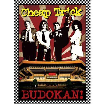 Cheap Trick BUDOKAN! (30th Anniversary DVD+3CDs) Box set, Collector's Edition, Extra tracks, Live, Robin Zander, Rick Nielsen, Bun E. Carlos, Mr. Media Interviews