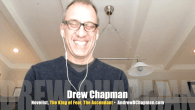 "Today's Guest: Drew Chapman, novelist, The King of Fear, The Ascendant, TV writer, ""Legends,"" ""The Assets""   Watch this exclusive Mr. Media interview with novelist Drew Chapman by clicking on..."