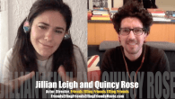 Today's Guests: Quincy Rose, director, Jillian Leigh, actress, Friends Effing Friends Effing Friends   Watch this exclusive Mr. Media interview with Friends Effing Friends Effing Friends director Quincy Rose and...