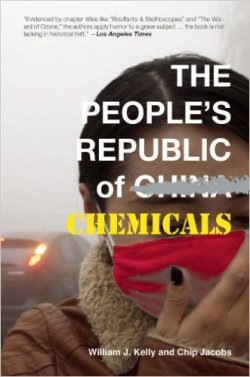 The People's Republic of Chemicals by Chip Jacobs, Mr. Media Interviews