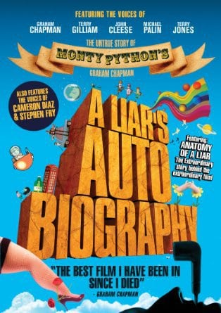 A Liar's Autobiography: The Untrue Story of Monty Python's Graham Chapman, directed by Bill Jones, Ben Timlett and Terry Jones, Mr. Media Interviews