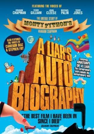 A Liar's Autobiography: The Untrue Story of Monty Python's Graham Chapman, directed by Bill Jones, Ben Timlett and Terry Jones, Mr. Media Interviews
