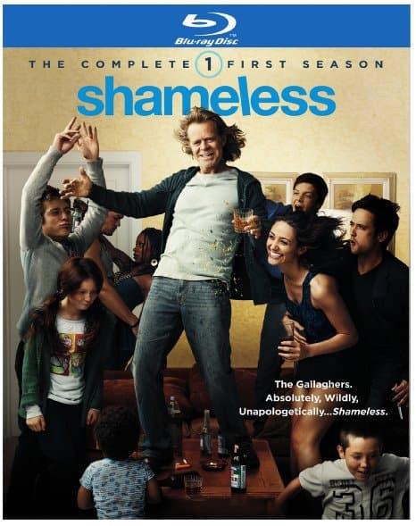 Shameless: The Complete First Season starring Emmy Rossum, Mr. Media Interviews