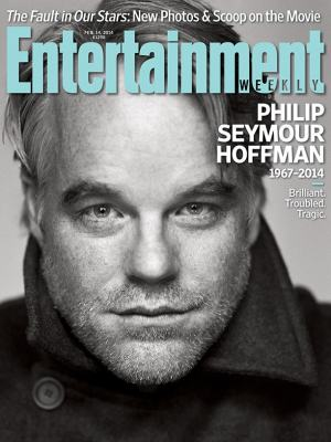 Entertainment Weekly, magazine subscription, Mr. Media Interviews