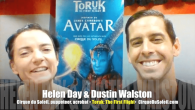 "Today's Guests: Acrobat Dustin Walton, puppeteer Helen Day, performers in Cirque du Soleil's ""Toruk: The First Flight,"" based on James Cameron's film Avatar   Watch this exclusive Mr. Media interview with..."
