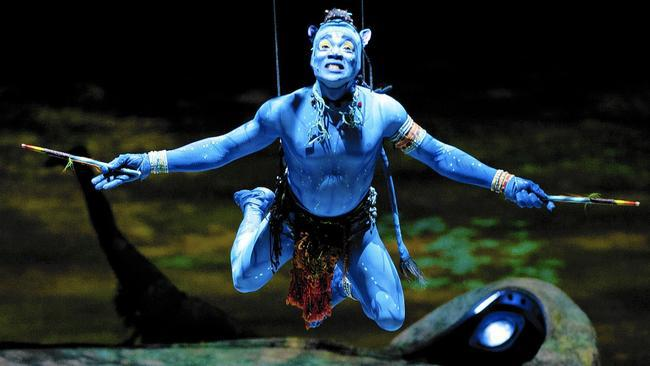 Toruk: The First Flight, Avatar, James Cameron, Cirque du Soleil, Mr. Media Interviews