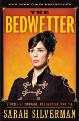 The Bedwetter by Sarah Silverman, Mr. Media Interviews