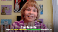 Today's Guest: Toni Tennille, singer, The Captain and Tennille, author, Toni Tennille: A Memoir   Watch this exclusive Mr. Media interview with Toni Tennille by clicking on the video player...