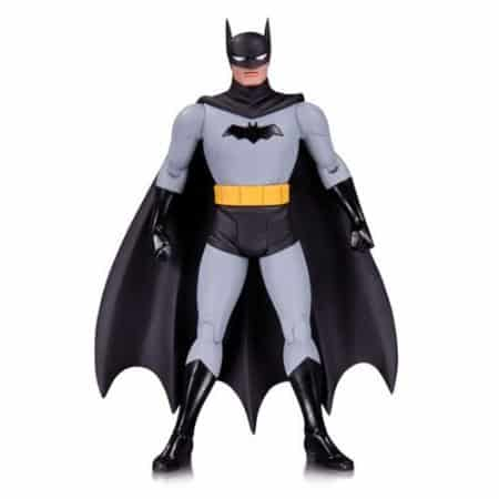 DC Comics Designer Series Batman by Darwyn Cooke Action Figure, Mr. Media Interviews