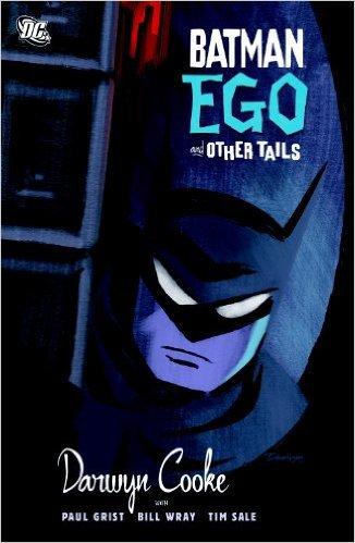 Batman: Ego and Other Tails by Darwyn Cooke, Mr. Media Interviews