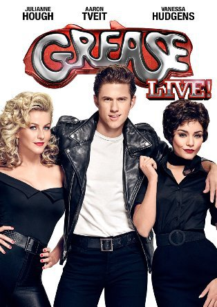 Grease Live! DVD, Aaron Tveit, Vanessa Hudgens, Mr. Media Interviews