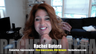 "Today's Guest: Rachel Butera, comedian, voice actor, impressionist, guest, ""First Impressions with Dana Carvey,"" ""The Howard Stern Show,"" ""America's Got Talent""     Watch this exclusive Mr. Media interview with Rachel […]"