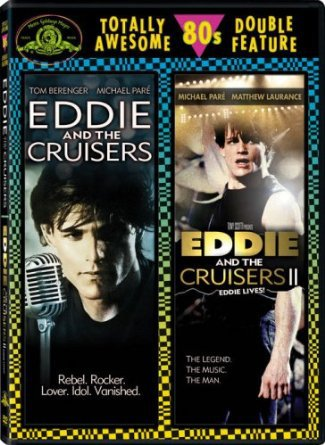 Eddie and the Cruisers / Eddie and the Cruisers II: Eddie Lives! (Totally Awesome 80s Double Feature), Michael Pare, Mr. Media Interviews