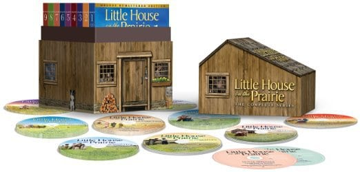 Little House on the Prairie: The Complete Series [Deluxe Remastered Edition], Mr. Media Interviews