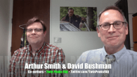 Today's Guest: David Bushman and Arthur Smith, co-authors Twin Peaks FAQ: All That's Left to Know About A Place Both Wonderful and Strange; curators, Paley Center for Media  Watch...