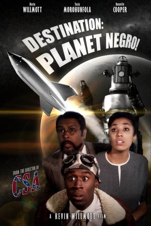 Destination: Planet Negro, a film by Kevin Willmott, Mr. Media Interviews