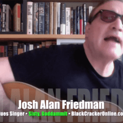 <!-- AddThis Sharing Buttons above --><div class='at-above-post-homepage addthis_default_style addthis_toolbox at-wordpress-hide' data-title='1279 Blues get best of Josh Alan Friedman at Sixty, Goddammit! VIDEO INTERVIEW' data-url='http://mrmedia.com/2016/09/blues-get-best-josh-alan-friedman-sixty-goddammit-video-interview/'></div>Today's Guest: Josh Alan Friedman, blues singer, guitarist, Sixty, Goddammit   Watch this exclusive Mr. Media interview with Josh Alan Friedman by clicking on the video player above!  Mr. Media...<!-- AddThis Sharing Buttons below --><div class='at-below-post-homepage addthis_default_style addthis_toolbox at-wordpress-hide' data-title='1279 Blues get best of Josh Alan Friedman at Sixty, Goddammit! VIDEO INTERVIEW' data-url='http://mrmedia.com/2016/09/blues-get-best-josh-alan-friedman-sixty-goddammit-video-interview/'></div>