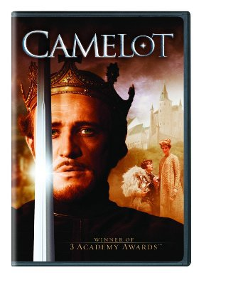 Camelot starring Richard Harris and Vanessa Redgrave, Mr. Media Interviews