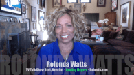 "Today's Guest: Rolonda Watts, novelist, ""Destiny Lingers,"" former syndicated TV talk show host, ""Rolonda""   Watch this exclusive Mr. Media interview with Rolonda Watts by clicking on the video player..."