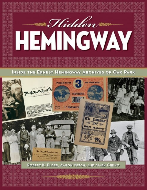Hidden Hemingway by Robert K. Elder, Mr. Media Interviews