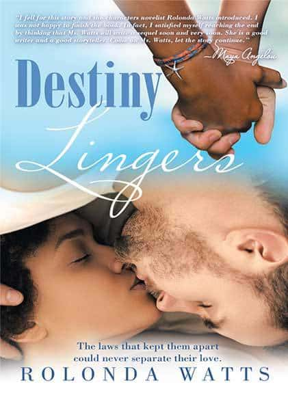 Destiny Lingers by Rolonda Watts, Mr. Media Interviews