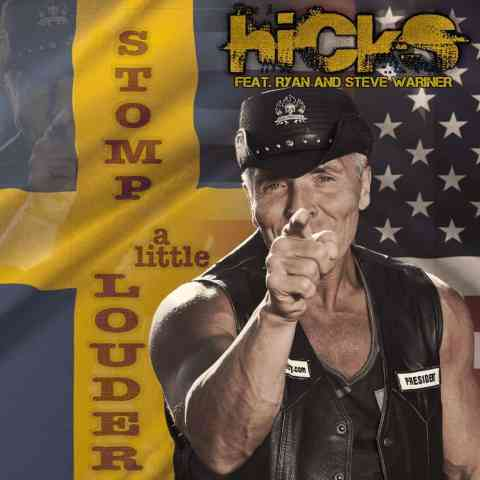 """Stomp A Little Louder"" by Hicks, Mr. Media Interviews"