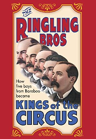 Ringling Brothers: Kings of the Circus, Mr. Media Interviews