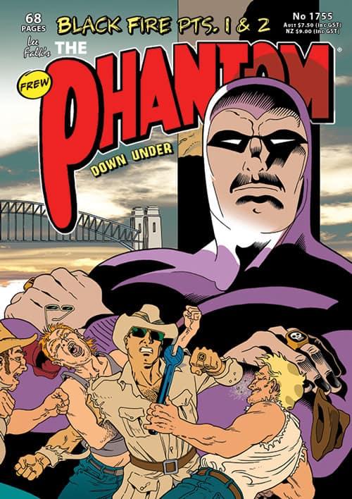 """The Phantom Down Under"" by Gary Chaloner, Mr. Media Interviews"