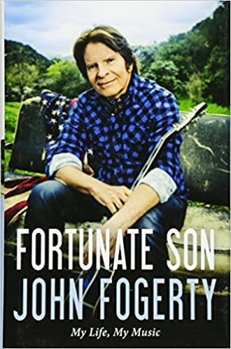 Fortunate Son: My Life, My Music by John Fogerty with Jimmy McDonough, Mr. Media Interviews