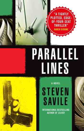 Parallel Lines by Steven Saville, Mr. Media Interviews
