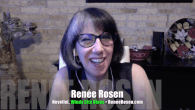 Today's Guest: Renee Rosen, novelist, Windy City Blues   Watch this exclusive Mr. Media interview with Renèe Rosen by clicking on the video player above!  Mr. Media is recorded live...