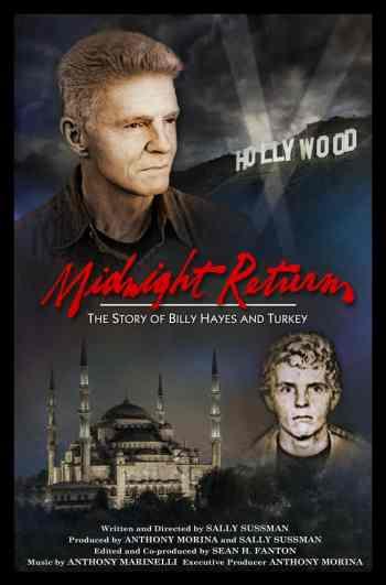Midnight Return, Billy Hayes, Mr. Media Interviews