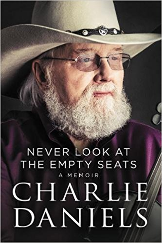 Never Look at the Empty Seats: A Memoir by Charlie Daniels, Mr. Media Interview