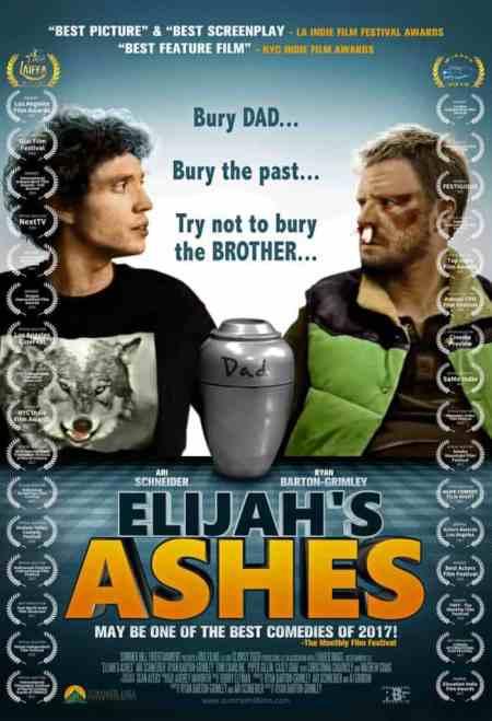 Elijah's Ashes, starring Ari Schneider and Ryan Barton-Grimley, Mr. Media Interviews