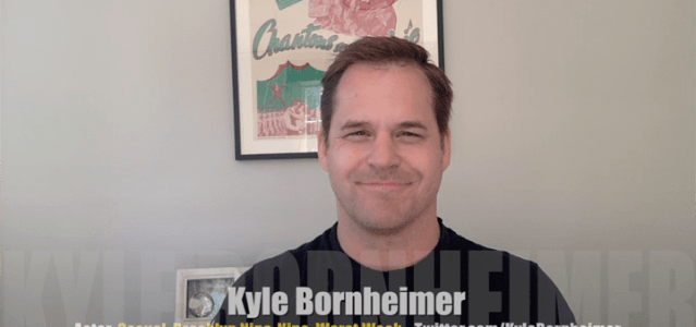 "Today's Guest: Kyle Bornheimer, actor, ""Casual,"" ""Brooklyn Nine-Nine,"" ""Breaking Bad,"" ""Better Call Saul,"" ""Agent Carter,"" ""Love,"" ""Worst Week""     Watch this exclusive Mr. Media interview with Kyle Bornheimer by..."