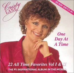 Today's Guest: Cristy Lane, inspirational singer, One DAy At A Time (NOTE: This interview with singer Cristy Lane was originally published on June 29, 1985. — Bob Andelman) It sounds...