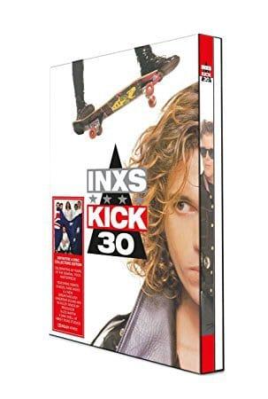 Kick by INXS, Mr. Media Interviews