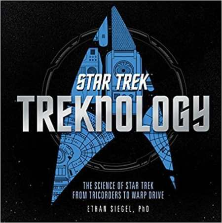 Treknology: The Science of Star Trek from Tricorders to Warp Drive by Ethan Siegel, Mr. Media Interviews