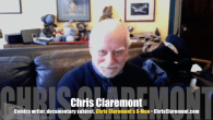 "Today's Guest: Chris Claremont, comic book writer, ""The X-Men""     Watch this exclusive Mr. Media interview with Chris Claremont by clicking on the video player above!  Mr. Media is […]"