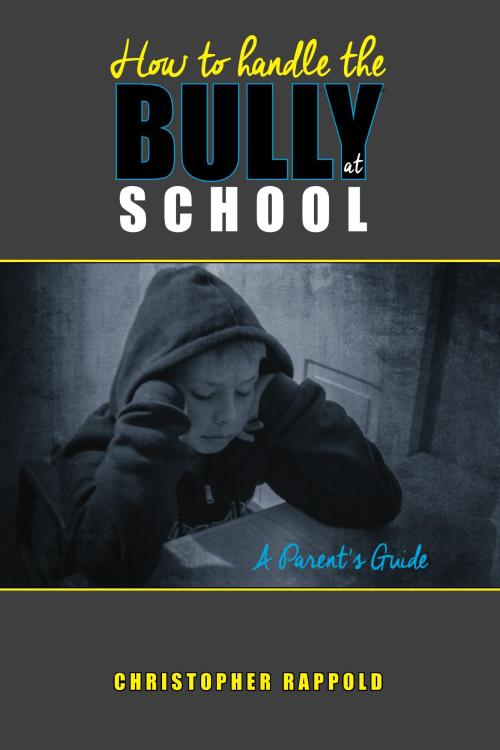 How to Handle the Bully at School by Christopher Rappold, Mr. Media Books