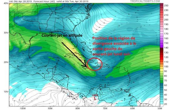 De fortes averses pourraient toucher plusieurs régions du pays aujourd'hui et demain 49