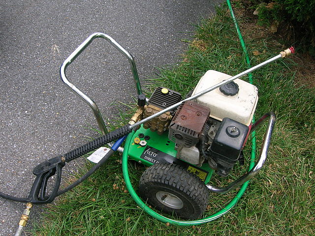 Petrol-Powered Pressure Washers