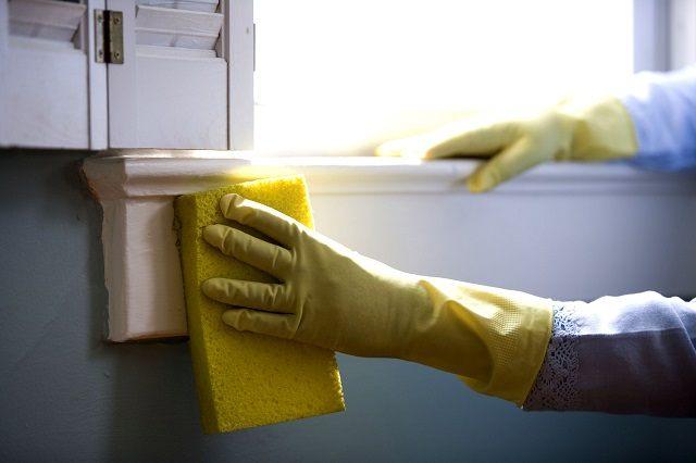 Builders' Final Clean