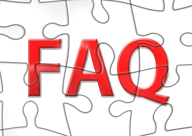 Special Event Clean Up Services FAQ's