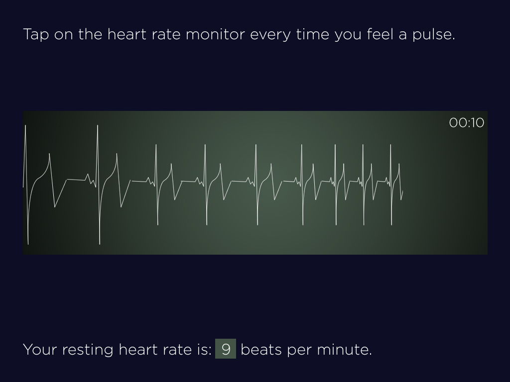 Pulse Rate Activity Ccss